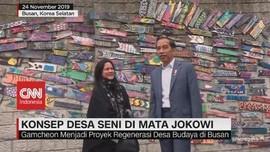 VIDEO: Konsep Desa Seni di Mata Jokowi