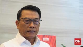 KSP Dikaitkan Jiwasraya, Moeldoko Sebut Demokrat Halusinasi