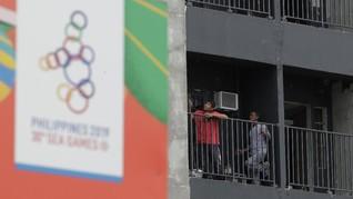 Keluhan Jurnalis Indonesia Jelang SEA Games 2019