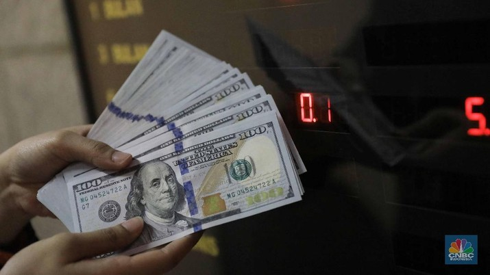 Jokowi, BI, The Fed, & Corona Warnai Rupiah Pekan Ini