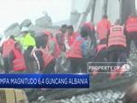 Gempa Magnitudo 6,4 Guncang Albania