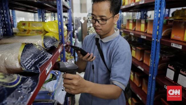 Bulog berharap kehadiran aplikasi tersebut diharapkan bisa menghalangi aksi para mafia pangan.