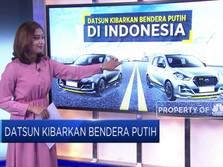 Datsun Kibarkan Bendera Putih di Indonesia