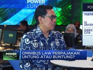 Pandangan CITA Terhadap RUU Omnibus Law Perpajakan