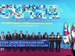 Kunjungi Pabrik Hyundai, Jokowi Tagih Janji Investasi