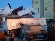 Warga Majene Rasakan Guncangan Kuat Gempa M 5,9
