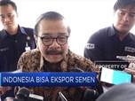 Indonesia Ekspor Semen ke Sejumlah Negara?