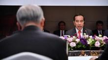 Jokowi Mau Kerja Sama Infrastruktur dan SDM dengan AS