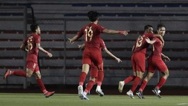 Live Streaming Indonesia vs Myanmar di SEA Games