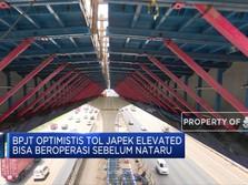 BPJT Optimistis Tol Japek Beroperasi Penuh Sebelum Natal