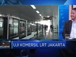 Dirut LRT Jakarta: Kami Beroperasi Secara Komersil 1 Desember