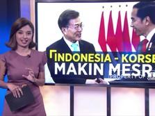Indonesia-Korsel Makin Mesra