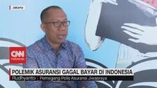 VIDEO: Polemik Asuransi Gagal Bayar di Indonesia