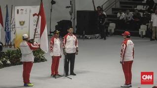 Kemenpora Maklum Bendera Indonesia Salah di SEA Games