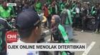 VIDEO: Ojek Online Menolak Ditertibkan