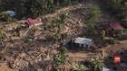 VIDEO: Dahsyatnya Terjangan Banjir Bandang Solok dari Udara