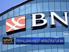 Q3-2019, BNI Kucurkan Kredit Infrastruktur Rp 108 Triliun