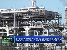Wah ESDM Siap Tambah Kuota Solar Subsidi 20% Lagi