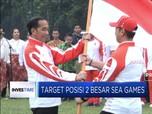 Presiden Jokowi Targetkan 2 Besar di Sea Games 2019 Filipina
