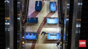 FOTO : Menjaga Nyawa Perniagaan WTC Mangga Dua