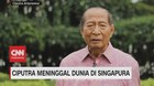 VIDEO: Ciputra Meninggal Dunia di Singapura