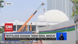 VIDEO: Forum Seniman Tolak Revitalisasi Taman Ismail Marzuki