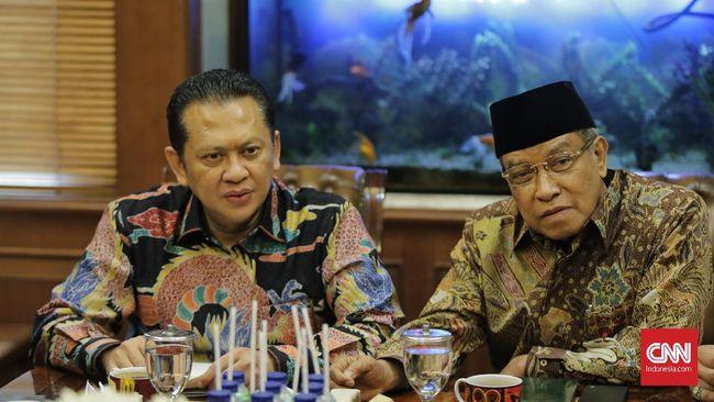 PBNU Usul Presiden Dipilih MPR
