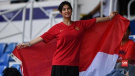VIDEO: Ditonton Miyabi Timnas Kalahkan Thailand 2-0