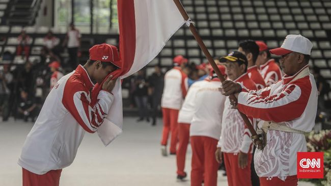 Rekap Medali Indonesia di SEA Games Senin Sore
