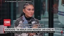 VIDEO: Kontroversi Agnez Mo Tak Memiliki Darah Indonesia