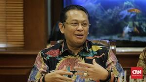 Ketua MPR Dorong Menteri BUMN Pidanakan Eks Dirut Garuda