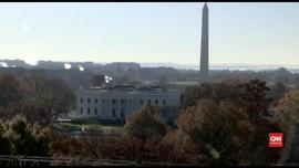 VIDEO: Gedung Putih Ditutup Akibat Objek Misterius di Langit