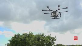 VIDEO: Basmi Malaria, Petani Tanzania Manfaatkan Drone