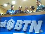 Antisipasi Libur Nataru, BTN Siapkan Uang Tunai Rp 21,2 T