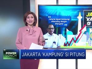Jakarta 'Kampung' Si Pitung