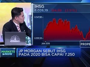 IHSG Diproyeksi Tembus 7.250 Pada 2020, Apa Tanggapan Analis?