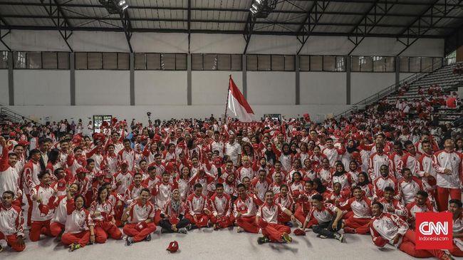 Hanya 72 Persen Cabor Capai Target Emas SEA Games 2019