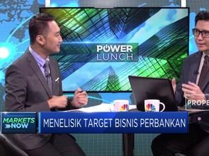 Telisik Target Bisnis Perbankan