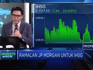 Analis: Ramalan JP Morgan Untuk IHSG Masih Memungkinkan