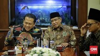 PBNU Dukung MPR Kembali Jadi Lembaga Tertinggi Negara
