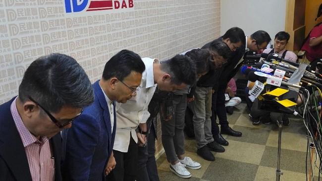 Pemimpin Hong Kong, Carrie Lam mengatakan hasil pemilu menunjukkan keinginan masyarakat agar kekerasan dihentikan. (AP Photo/Vincent Yu)