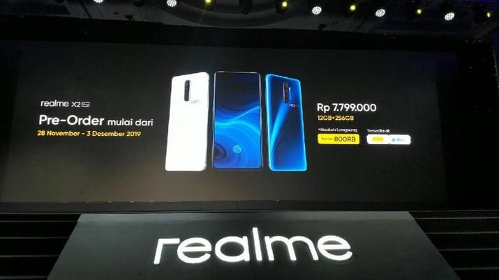 Disebut Flagship Killer, Berapa harga Realme X2 Pro di RI?