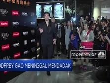 Aktor Taiwan Godfrey Gao Meninggal Di Tengah Syuting