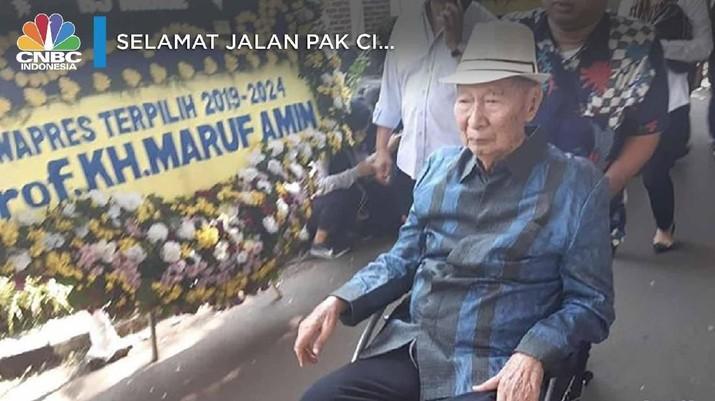 Begitu Metropolitannya Jakarta karena banyaknya campur tangan Chairman dan Founder Ciputra Group tersebut.