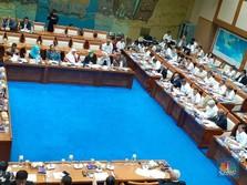 Ada yang Positif Covid-19, Rapat Komisi VII DPR Batal