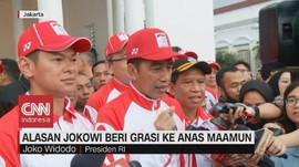 VIDEO: Alasan Jokowi Beri Grasi ke Napi Koruptor Annas Maamun