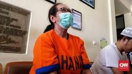 Terdakwa Kasus Asrama Papua Teriak Merdeka Jelang Sidang