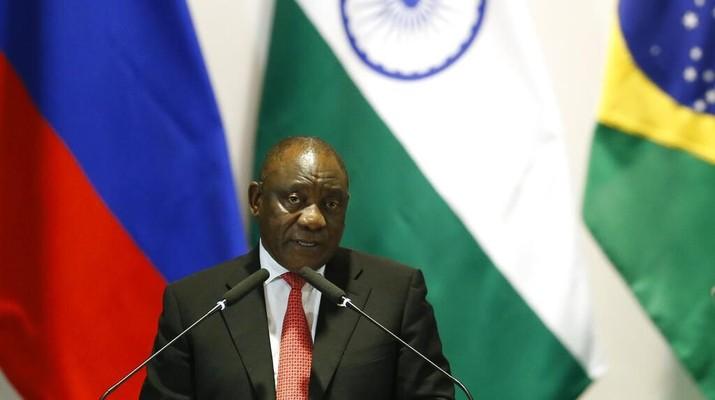 Setelah Meksiko, Turki dan Hong Kong, ancaman resesi menghantui Afrika Selatan (Afsel).