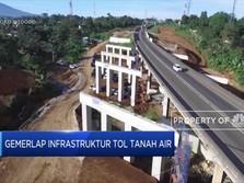 Gemerlap Infrastruktur Tol Tanah Air