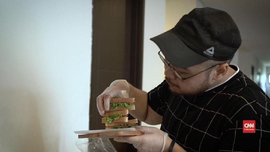 Cerita di Balik Layar Makanan Cantik Brian